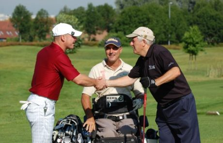 Disabled Golf Players II